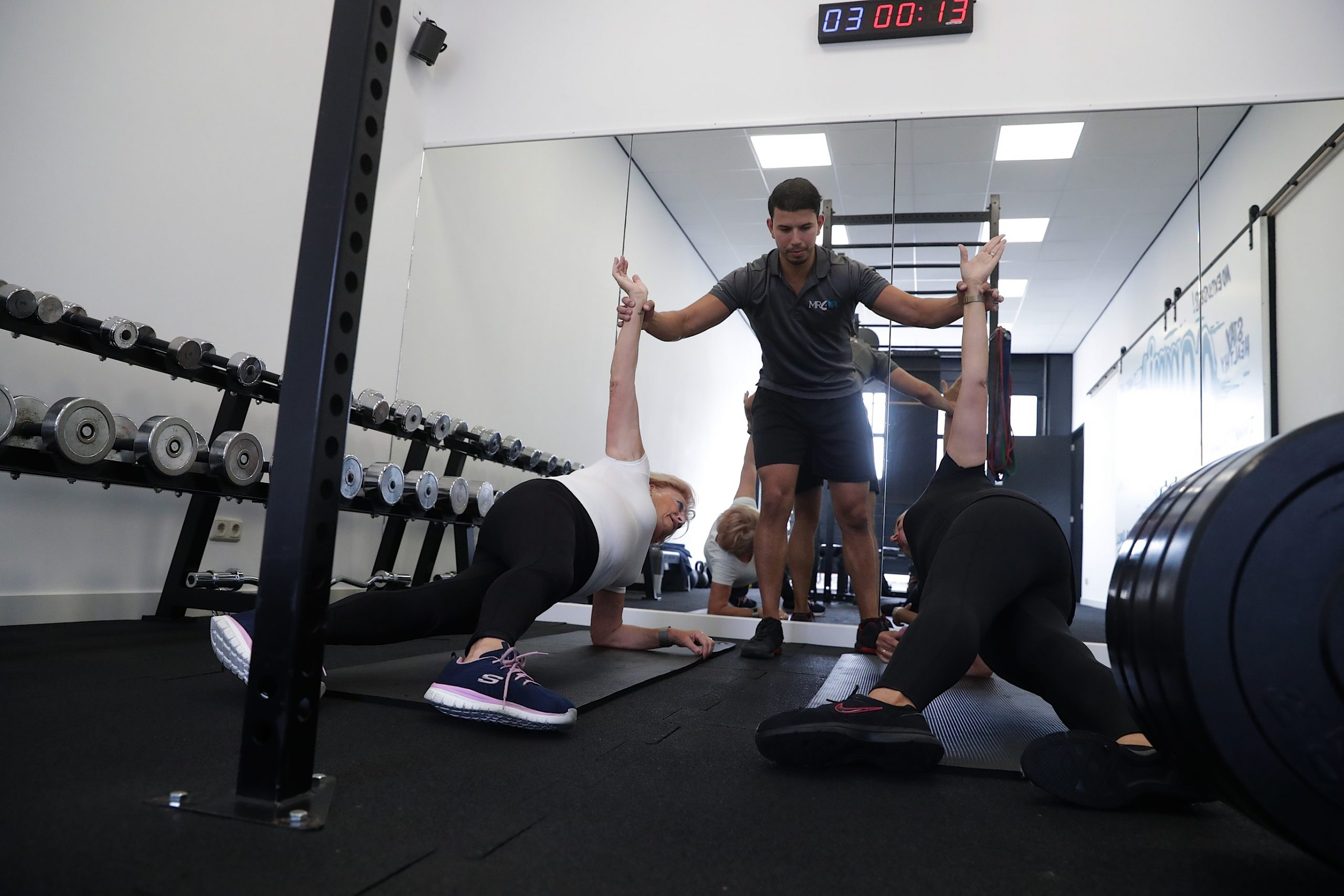 Duo training   Liever personal training samen?   MR4PT Wijchen